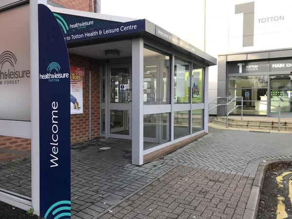 Totton Health & Leisure Centre